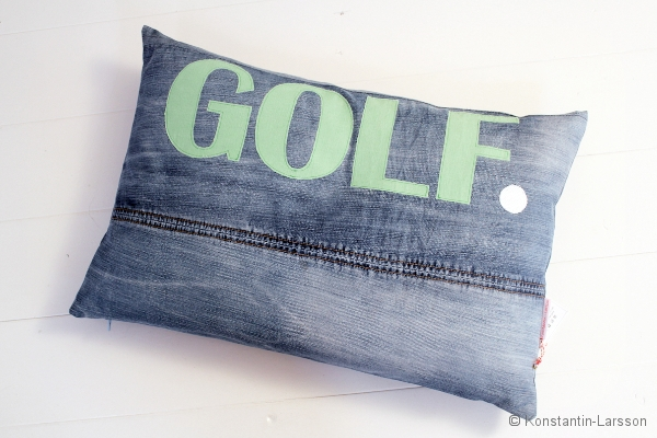C, jeans GOLF lightgreen