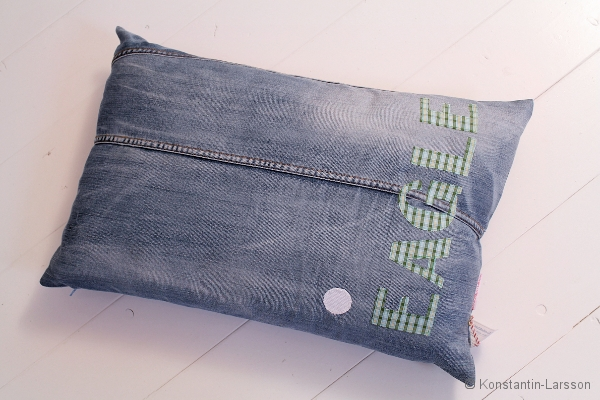 C, jeans EAGLE checked-green-darkgreen