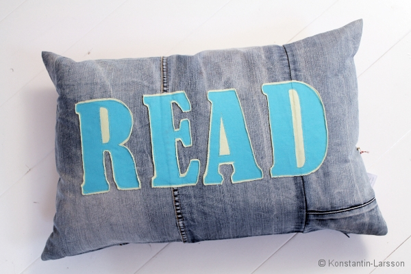 C, jeans READ lime, turquoise