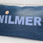 C-jeans Wilmer, blue orange