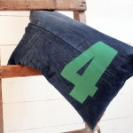 C, jeans 4, green