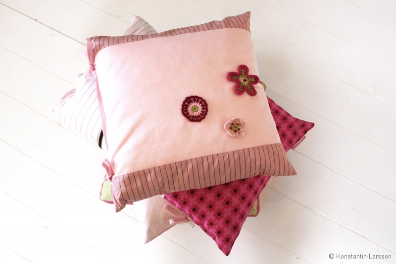 Pastell cushions